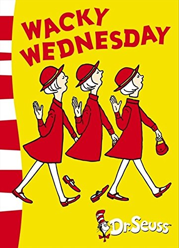 Wacky Wednesday: Green Back Book (Dr. Seuss - Green Back Book)の詳細を見る