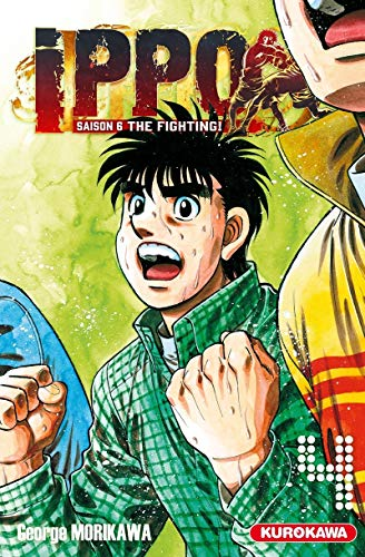 Ippo, saison 6 : The Fighting !, Tome 4 :