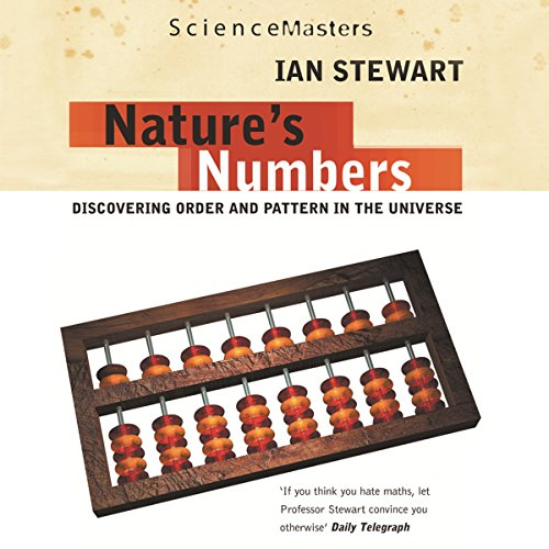 Nature's Numbers audiobook cover art