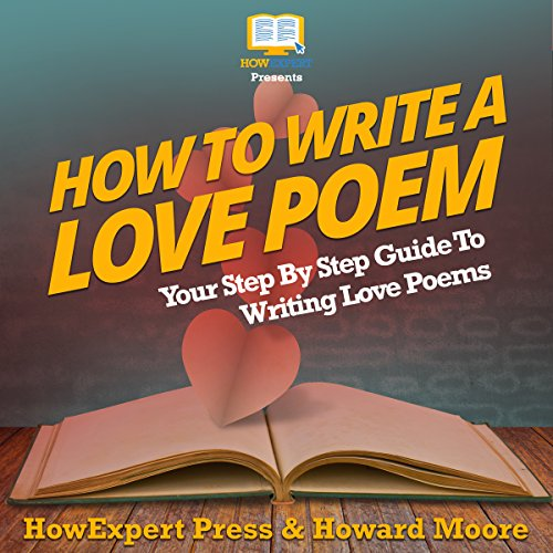 How to Write a Love Poem audiobook cover art