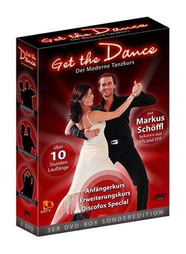 Get the Dance - Tanzbasis-Box [3 DVDs]