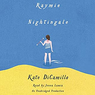 Raymie Nightingale cover art