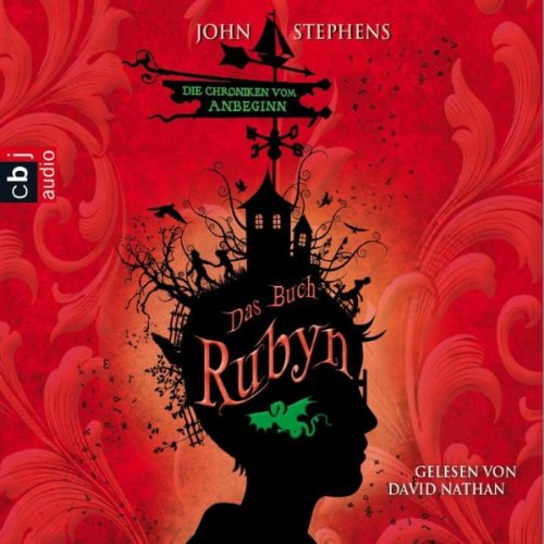 Das Buch Rubyn audiobook cover art