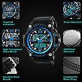 Zoom IMG-2 orologio sportivo uomo impermeabile digitale