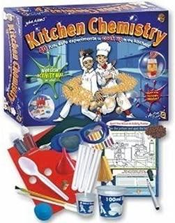 John Adams Action Science Kitchen Chemistry Set