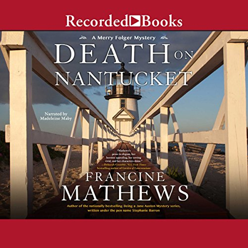Death on Nantucket cover art