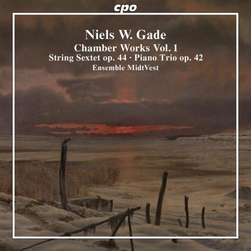 Gade: Obra De Cámara, Vol. 1 / Ensemble Midtvest