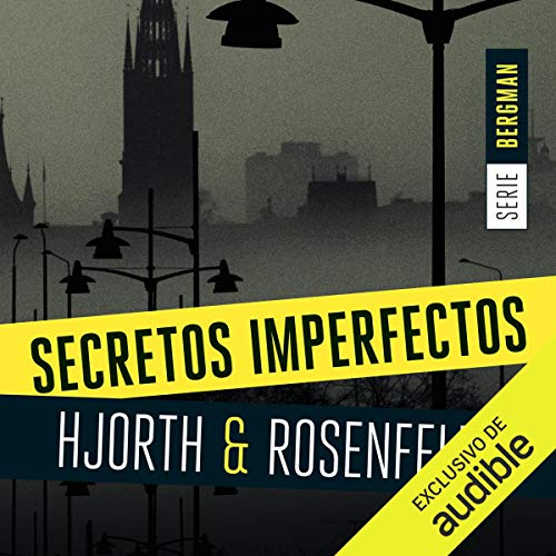 Secretos imperfectos audiobook cover art