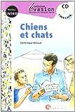 EVASION NIVEAU INTRO CHIENS ET CHATS + CD (Evasion Lectures FranÇais) - 9788429408782
