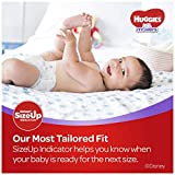 Huggies Little Movers Baby Diapers, Size 4, 56 Ct