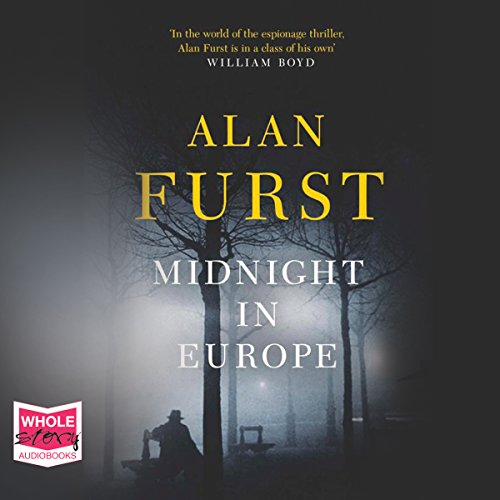 Midnight In Europe cover art
