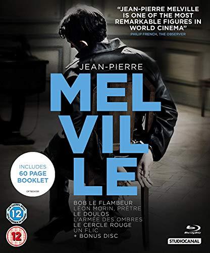Melville Boxset (7 Blu-Ray) [Edizione: Regno Unito] [Import]