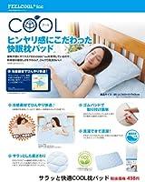 サラッと快適COOL (1枚, 枕パッド)