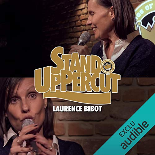 Couverture de Stand UpPercut : Laurence Bibot