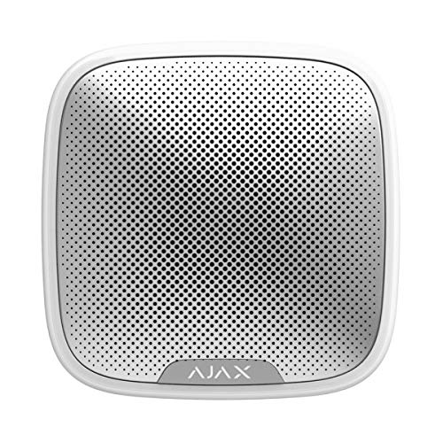 Alarmaccessoires – buitensirene met LED voor alarmsysteem AJAX – Ref: StreetSiren.