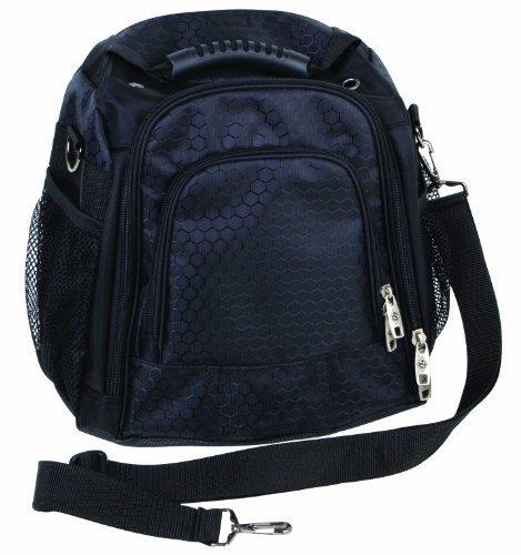 Diamond Sports Umpire Field Bag (Black) by Diamond Sports