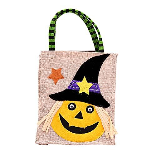 Spice Rack Ghost Festival Party Dress Up rekwizyty, torba na słodycze dla dzieci, artykuły bożonarodzeniowe, artykuły dekoracyjne na Halloween, karykatura karnawał