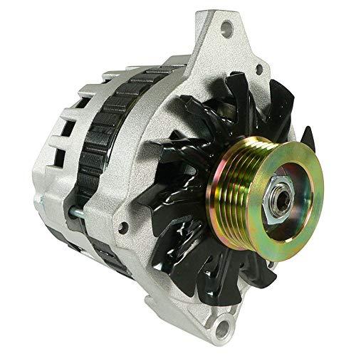 DB Electrical ADR0177 New Alternator For Chevrolet 5.7L 5.7 V8 Corvette 88 98 90 91 1988 1989 1990 1991 6-Groove Pulley 321-388 321-465 334-2368 111090 10463097 10463173 1101264 1-1638-32DR ALT-1328C