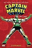 Captain Marvel - L'intégrale T01 (1967-1969)
