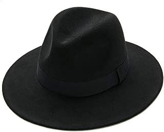Gangster Hat,Fedora Hats Halloween Costume Men Women Roaring 20s Theme Party Felt Panama Mobsters Cosplay Accessories