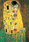 1art1 Gustav Klimt - Der Kuss, 1908 Poster Kunstdruck 70 x