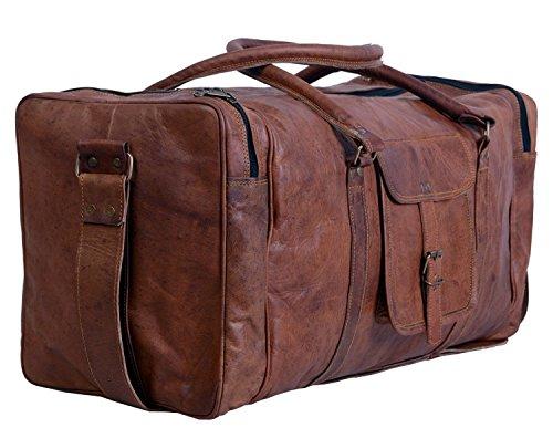 Handolederco Leder Reisetasche
