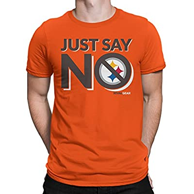 Cleveland Football T-Shirt, Just Say No
