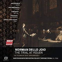 Norman Dello Joio: The Trial at Rouen