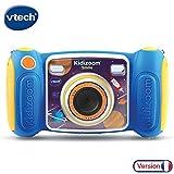 VTech - Kidizoom Smile Bleu Appareil Photo Pour Enfant, Dès 3 Ans