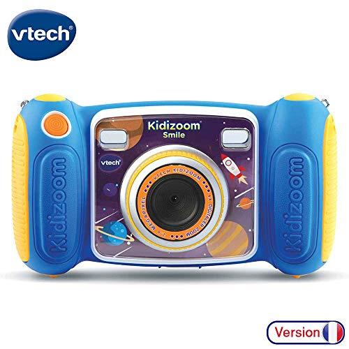 Vtech – Kidizoom Smile blau Kamera für Kinder, ab 3 Jahren