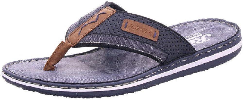 Rieker Men's Flip Flop Sandals