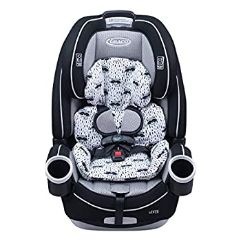 JANABEBE Cover Liner Compatible with Reducer Graco 4Ever  Raccoon