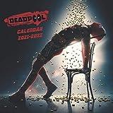 Deadpool Calendar 2021-2022: Mini calendar with 16 Months & Posts of deadpool 'January 2021 To April 2022'