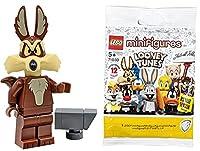 レゴ(LEGO)ミニフィギュア ルーニー・テューンズ シリーズ  ワイリー・コヨーテ│ Wile E coyote 【71030-3】