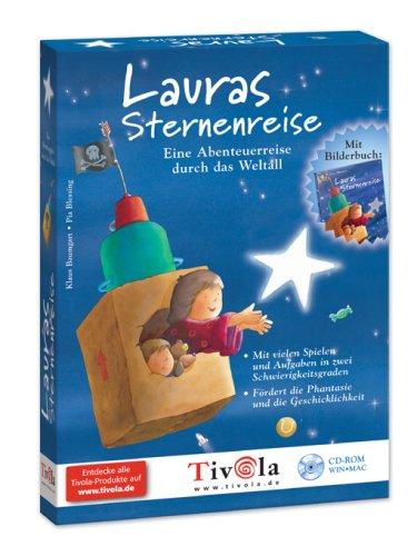 Lauras Sternenreise - PC-Spiel mit Bilderbuch