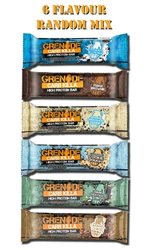 Grenade Carb Killa Mix Box 12 x 60g