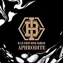 B.I.G - [APHRODITE] 1st Mini Album CD + Photo Book K-POP Sealed