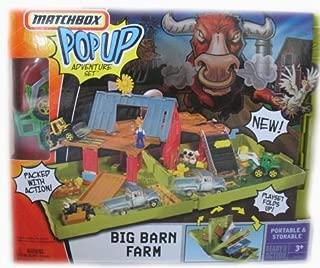 MATCHBOX POP UP ADVENTURE SET - BIG BARN FARM