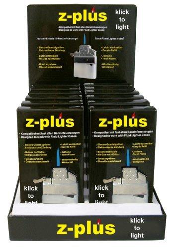 Z-PLUS Jet-Flame Gaseinsatz für Benzinfeuerzeug