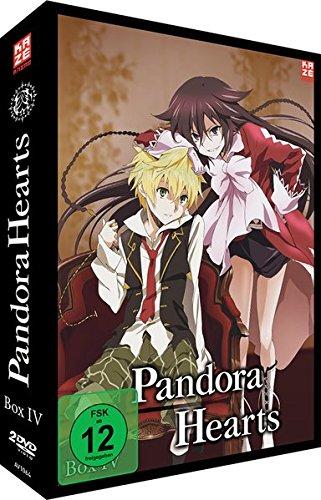 Pandora Hearts - Box Vol. 4 [2 DVDs]