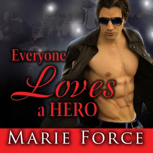 Everyone Loves a Hero audiobook cover art