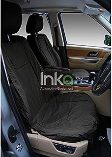 LAND ROVER DEFENDER 90 HEAVY DUTY WATERPROOF BLACK SINGLE CAR VAN SEAT COVER