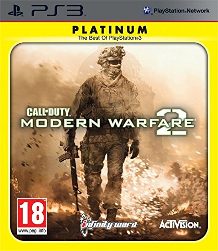 Call Of Duty: Modern Warfare 2 Platinum PS3