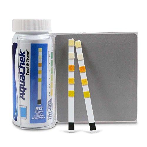 Aquachek Test & Treat Tiras Reactivas (All-in-One)