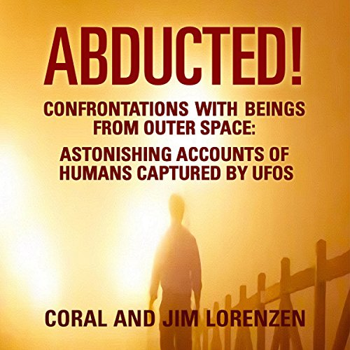 Abducted! audiobook cover art
