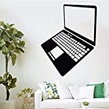 Pegatinas De Pared 45X57cm Laptop Vinyl Computer Gadget Internet Technology Mural Art Wall Decal Shop Office Room Home Decoration