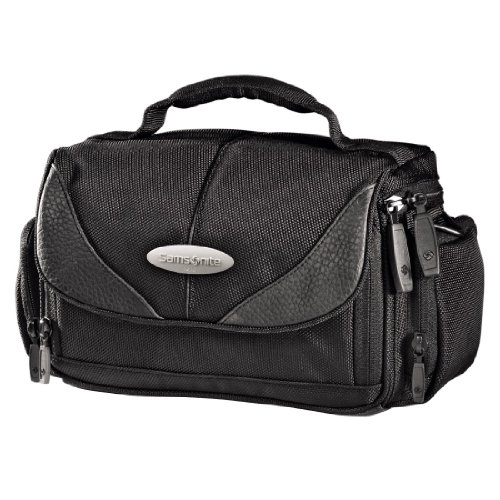 Samsonite Trekking Premium DV 60 SLR - Funda para cámaras SLR Color Negro