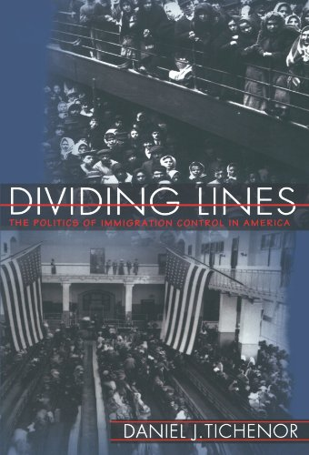 Compare Textbook Prices for Dividing Lines: The Politics of Immigration Control in America Princeton Studies in American Politics: Historical, International, and Comparative Perspectives 104  ISBN 9780691088051 by Tichenor, Daniel J.