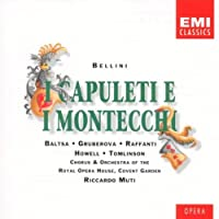 I Capuleti E I Montecchi by VARIOUS ARTISTS (1980-01-01)