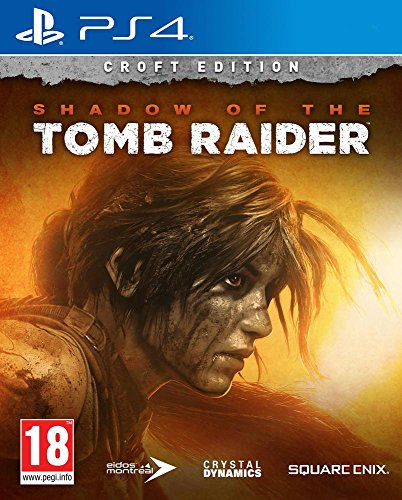 Square Enix - Shadow of the Tomb Raider - Croft Edition /PS4 (1 Games)